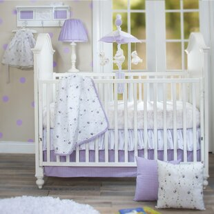 Stepp 3 Piece Crib Bedding Set