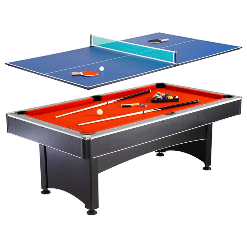 Maverick 7u0027 Pool Table
