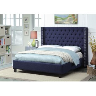 Park Upholstered Platform Bed By Everly Quinn