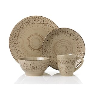 Stoneware Dinnerware Sets You\'ll Love | Wayfair