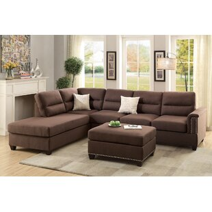 Wardlow Reversible Sectional Winston Porter