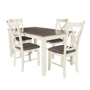 Maury 5 Piece Dining Set