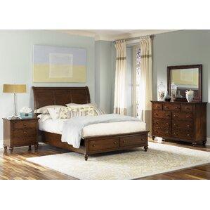 Garrick Platform Configurable Bedroom Set by Darby Home Co