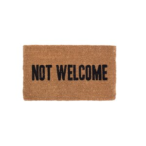 Not Welcome Doormat