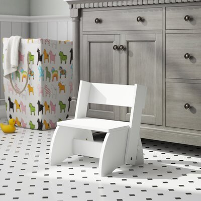Kid's Flip Step Stool