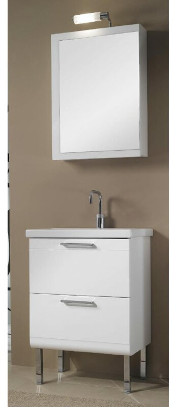 Iotti By Nameeks Luna 23 Quot Single Bathroom Vanity Set With