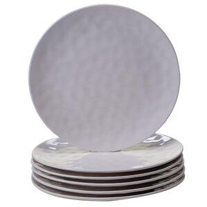 """11"""" Melamine Dinner Plate (Set of 6)"""