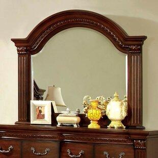 Astoria Grand Pugh Rectangular Dresser Mirror