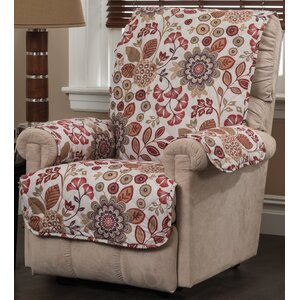 Palladio Box Cushion Armchair Slipcover