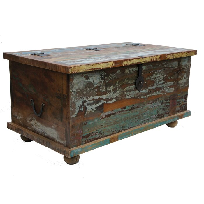 Pagan Chest Coffee Table
