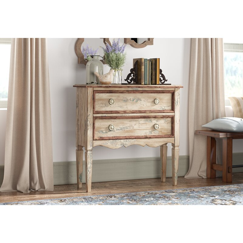 Neoma 2 Drawer Accent Chest Reviews
