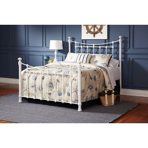 Worchester Open-Frame Headboard and Footboard by Rosecliff Heights