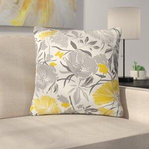Bryant Park Indoor/Outdoor Throw Pillow