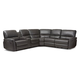 Polett Power Reclining Sectional with USB Ports