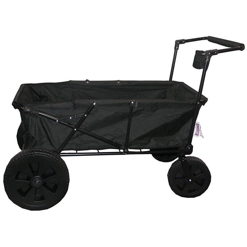 Impactcanopy Maxima Wagon Folding Collapsible Utility Cart