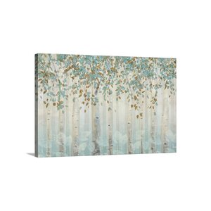 'Dream Forest I' by James Wiens Painting Print on Canvas by Great Big Canvas