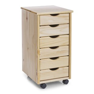 6 Drawer Filing Cabinet