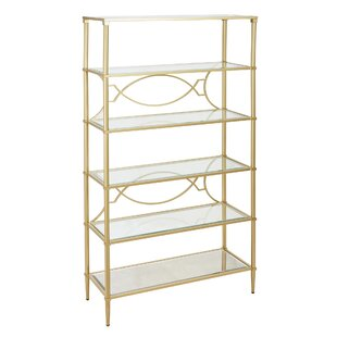 Review Turner Etagere Bookcase by Madison Park Signature