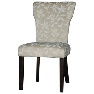 Best Choices Melanie Parson Chair (Set of 2) by Chintaly Imports