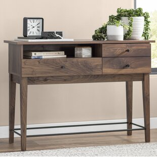 Gamma Console Table Ivy Bronx
