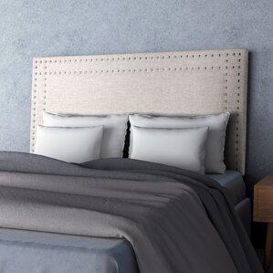 Beverley Full Upholstered Panel Headboard by Mercer41