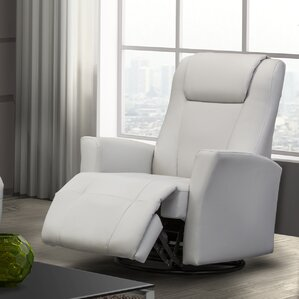 Lainee Power Swivel Recliner by Relaxon