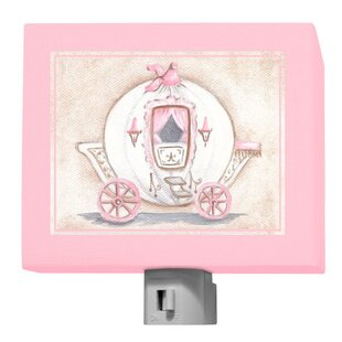 Comparison Little Princess Carriage Night Light By Oopsy Daisy
