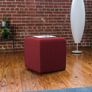 Find the perfect Speier Cube Ottoman By Latitude Run