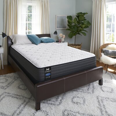 "Response Performance 12"" Medium Innerspring Mattress Sealy Mattress Size: California King, Box Spring Height: 9"""