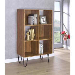 Central City Standard Bookcase by Ivy Bronx