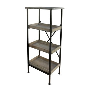 Metal Etagere Bookcase Cheungs