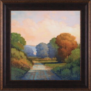 Daylight Again by John McCormick Framed Painting Print by Art Effects