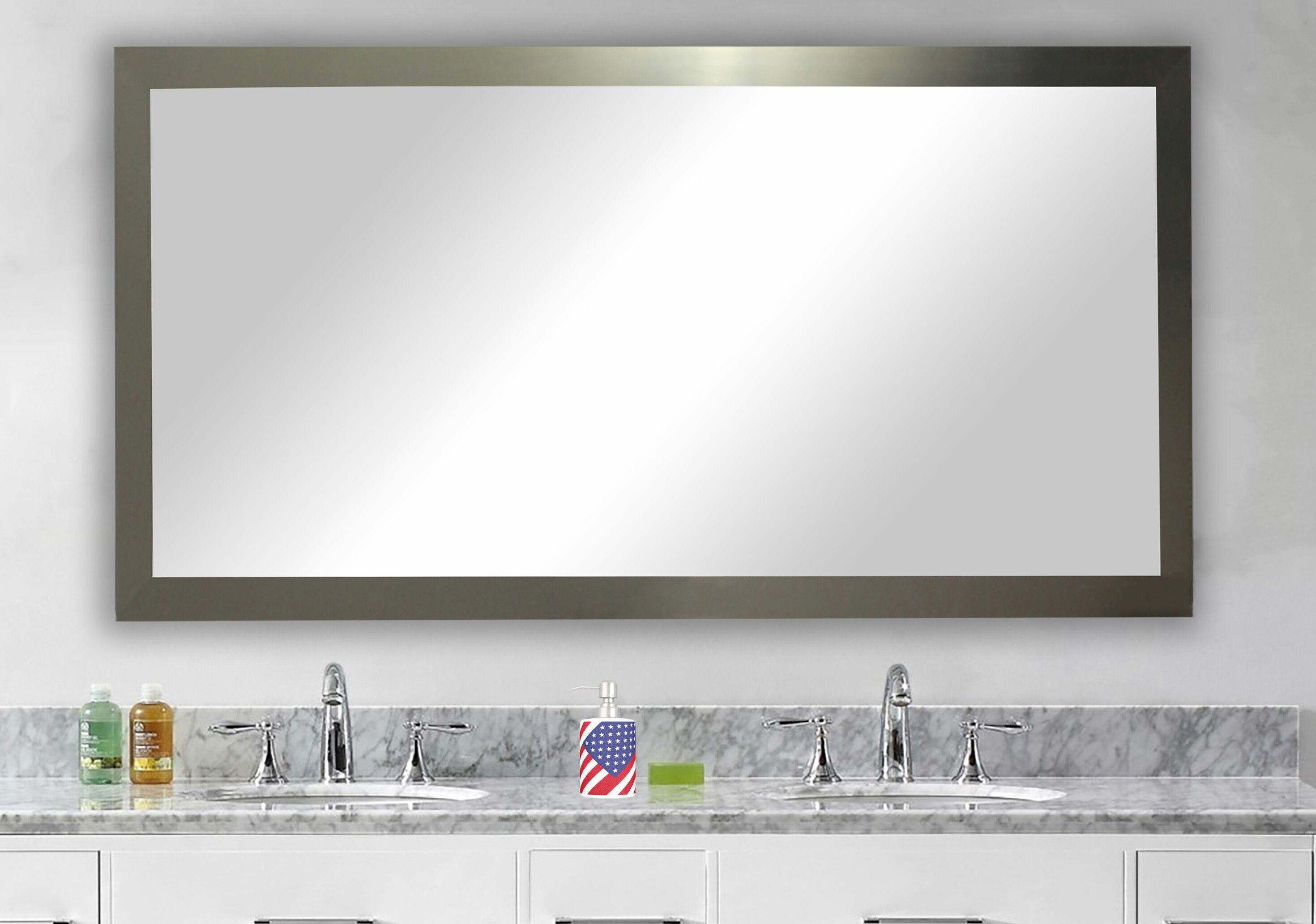 Wade Logan Bathroom/Vanity Wall Mirror U0026 Reviews | Wayfair