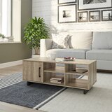 Genrich Coffee Table with Storage by Latitude Run
