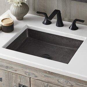 Nipomo Rectangular Bathroom Sink