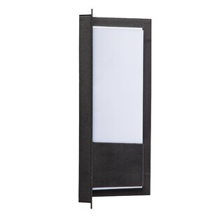 Deals Leo LED Outdoor Sconce with Motion Sensor By Longshore Tides