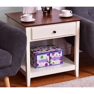 Find Lena End Table (Set of 2) By Alcott Hill