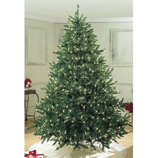 6 green pine trees artificial chritmas tree with 400 led white - Pre Lit Outdoor Christmas Tree