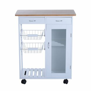 Etheridge Organizer Appliance Kitchen Cart by Winston Porter