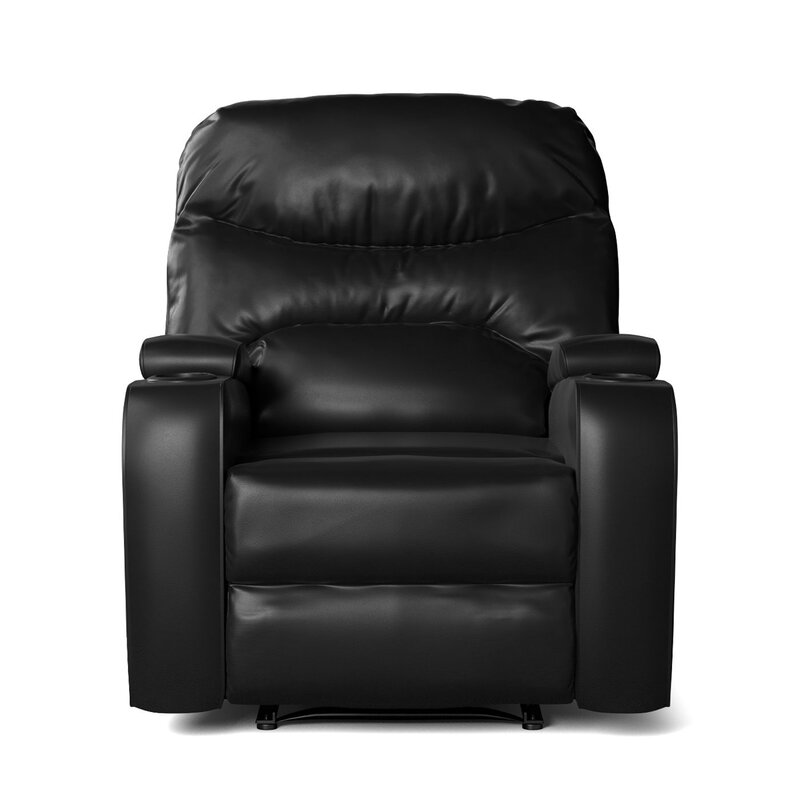 Ingram Manual Wall Hugger Recliner