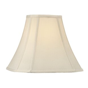 Inexpensive Square Cut Corner Soft Back Polyester Bell Lamp Shade (Set of 4) By Dolan Designs