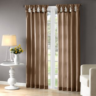 macrame panel tab tie product free softline curtains and linen garden bbac curtain home cotton