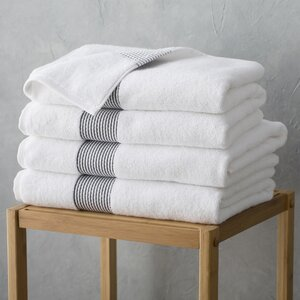 Elegante Bath Towel (Set of 4)