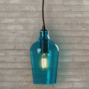 Blue shade pendants youll love wayfair save aloadofball Choice Image