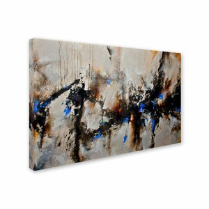 Sands of Time III by CH Studios Painting Print on Wrapped Canvas by Trademark Fine Art