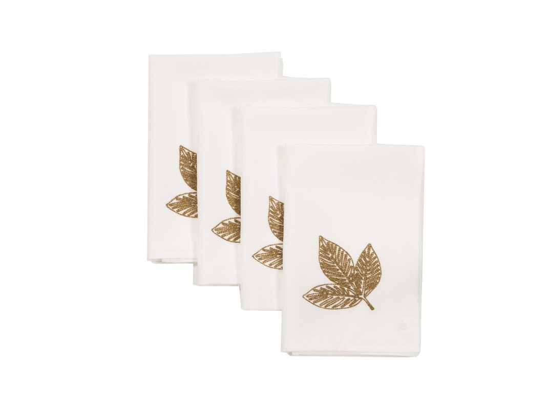 Padilla Autumn Leaves 20 in. Napkin