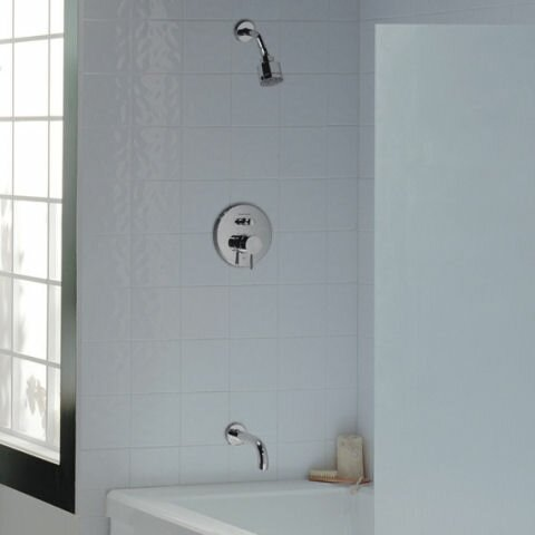 American Standard Serin Diverter Pressure Balanced Bath/Shower ...