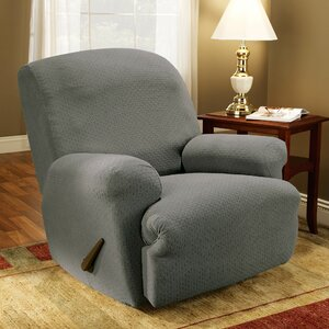 Simple Stretch Subway Recliner Slipcover by Sure Fit