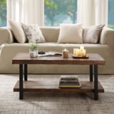 Nissequogue Coffee Table with Storage by Gracie Oaks