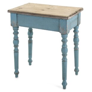 Searching for Alec Wooden End Table By Lark Manor